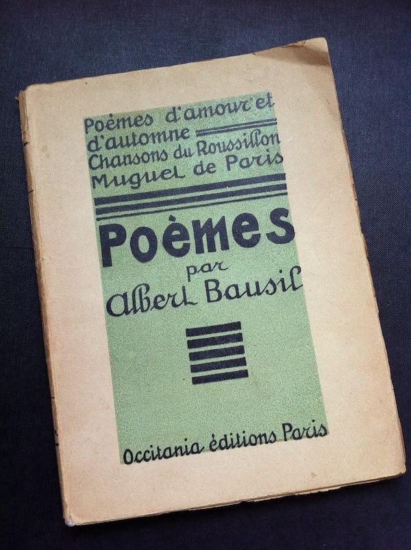 Poèmes par Albert Bausil